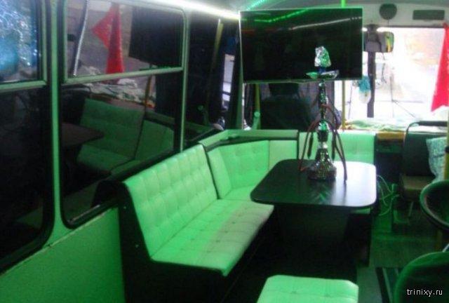Party Bus на базе автобуса ПАЗ