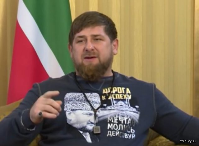 Жительница Чечни принесла извинения Рамзану Кадырову за то, что она его критиковала