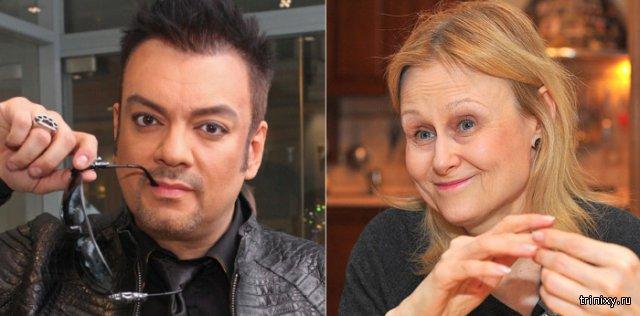 По мнению россиян, певцом года стал Филипп Киркоров, а писательницей года - Дарья Донцова
