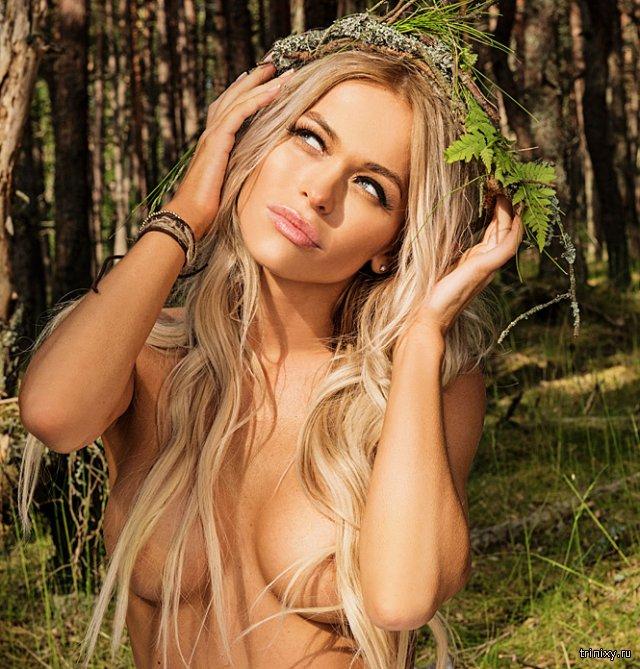 Топ-20 самых сексуальных женщин России по версии журнала Maxim