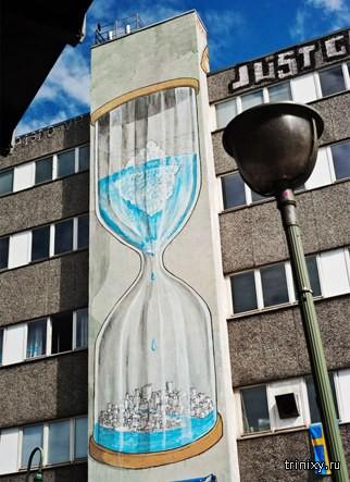 Фантастические граффити