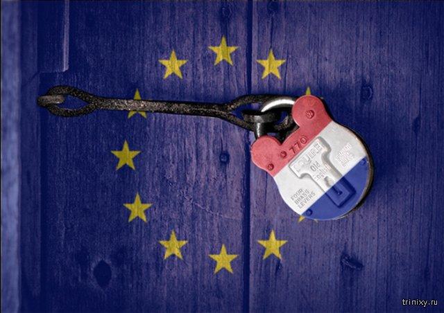 55% голландцев «против» подписания соглашения об ассоциации между Украиной и ЕС