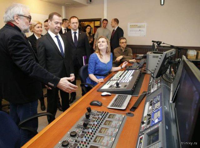 Медведев обнаружил, что блокировка Rutracker не работает
