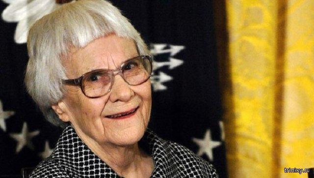 На 90 году жизни умерла американская писательница Харпер Ли