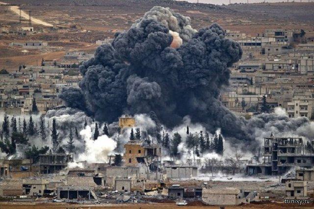 России и США удалось договориться о прекращении огня между сирийской армией и оппозицией