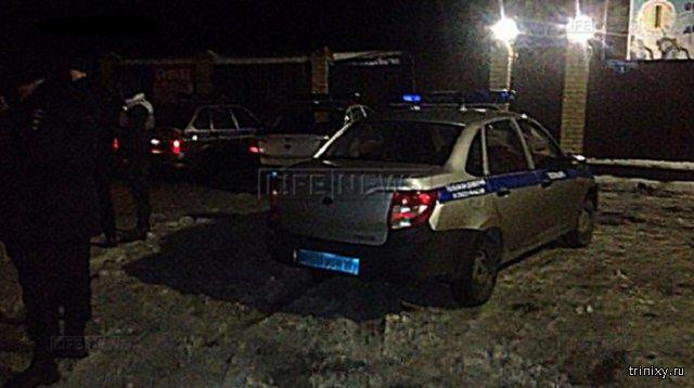 В Кургане студент угнал полицейский патрульный автомобиль