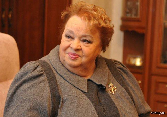 Актриса Наталья Крачковская скончалась на 78 году жизни