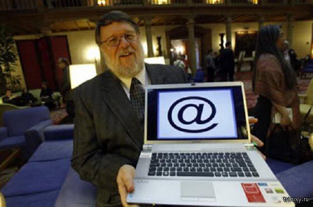 В возрасте 74 лет скончался изобретатель электронной почты Рэй Томлинсон