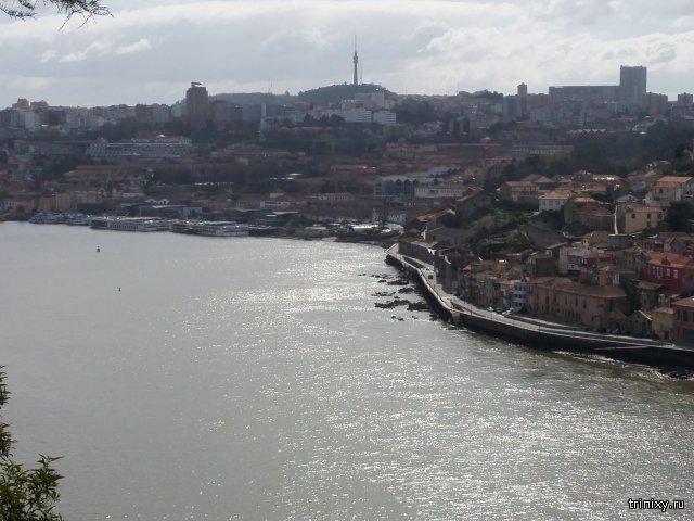 Прогулка по Порто,  Португалия. Часть 1