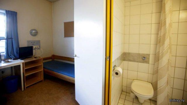 Норвежский террорист Андерс Брейвик, убивший 77 человек, требует улучшения условий содержания