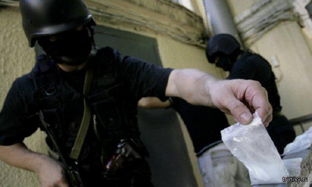 Житель Камчатки продал сотруднику ФСКН парацетамол под видом наркотиков