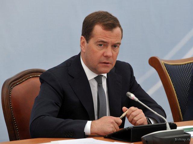 Дмитрий Медведев назвал придурком главу СБУ Василия Грицака