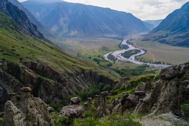 Великолепная природа России