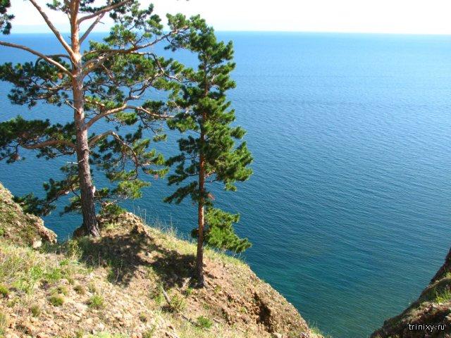 Мы на Байкале. Западный берег
