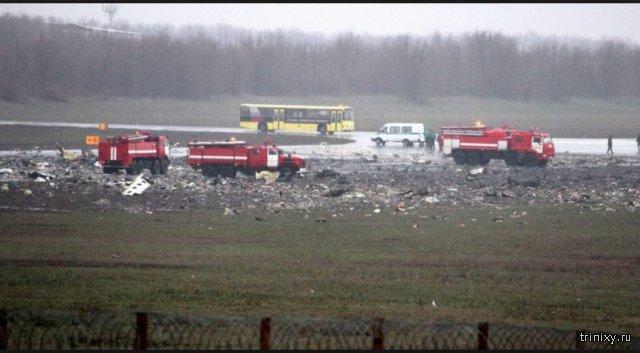 Между пилотами разбившегося в Ростове «Боинга» произошел конфликт