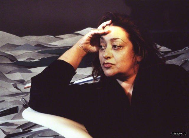 На 66-м году жизни скончалась архитектор Заха Мохаммад Хадид