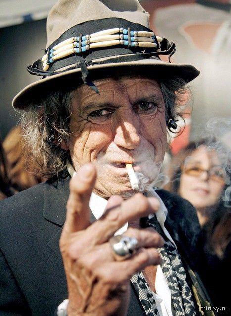 Гитарист The Rolling Stones Кит Ричардс предложит Юрию Лозе сыграть вместе