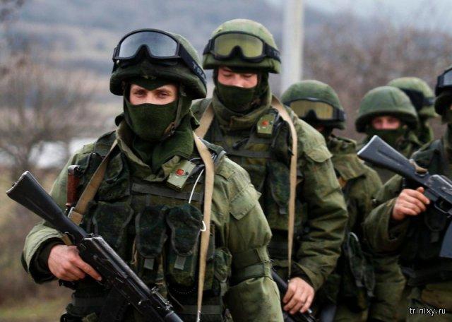 В России появится Национальная гвардия