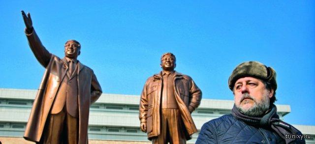 Документальный фильм о Северной Корее, премьера в апреле