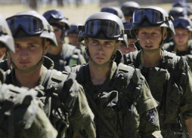 Путин внес на рассмотрение Госдумы законопроект о создании Национальной гвардии