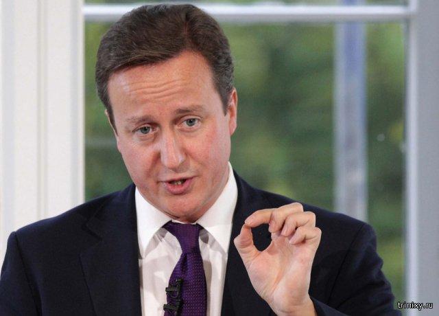 Дэвид Кэмерон признал свое участие в офшорной компании