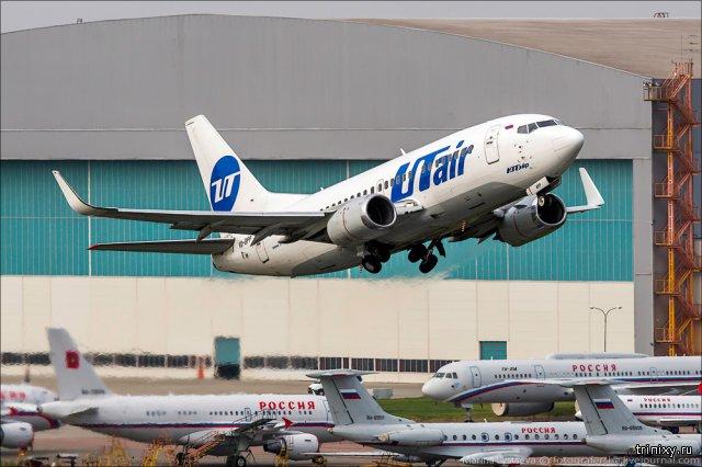 Пилот «подбросил» опаздывающих пассажиров из «Домодедово» во «Внуково»