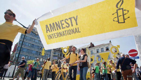 Amnesty International: 2015 год стал рекордным по числу казней в мире