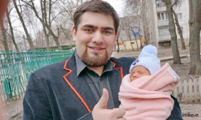 В Липецке родился Лионель-Месси Николаевич Волков