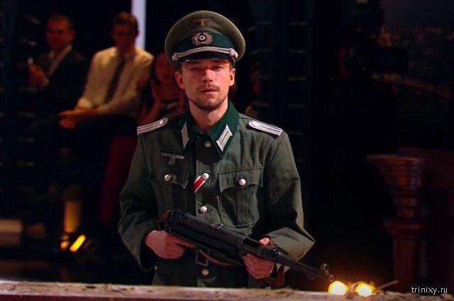 Депутата Госдумы возмутил танцующий «фашист» в эфире телеканала «Россия-1»