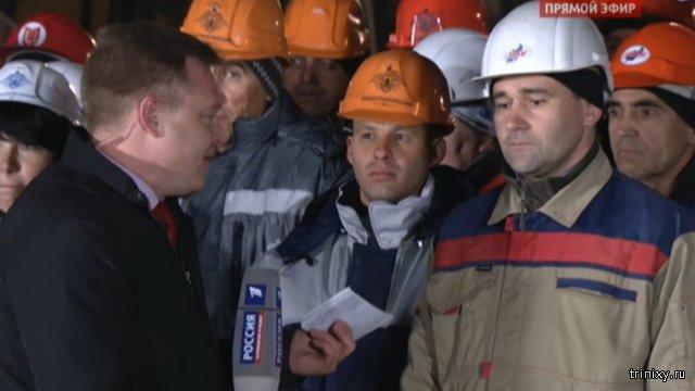 Строитель космодрома «Востоный», обратившийся к Путину, арестован