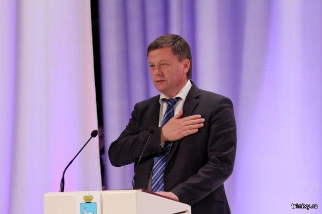 Мэр Самары Олег Фурсов предлагает перевести другие города на «голодный паек»