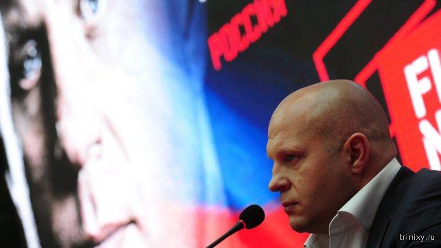 Федор Емельяненко проведет бой с бразильцем Фабио Мальдонадо