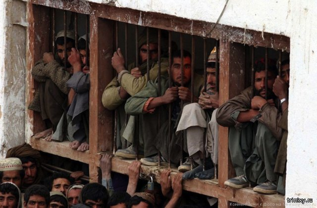 10 наихудших тюрем в мире