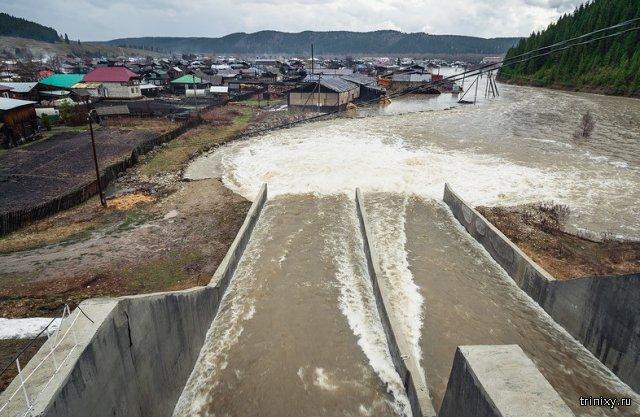 Власти Красноуфимска опубликовали памятку на случай паводка
