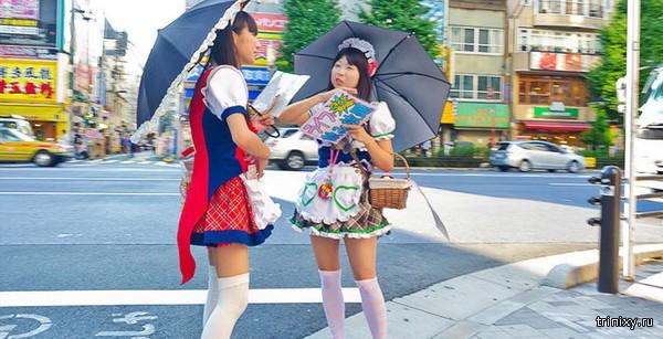 Интересные факты о жизни японцев