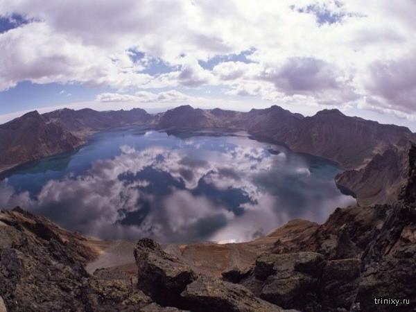 Активные вулканы, способные повлечь за собой глобальную катастрофу