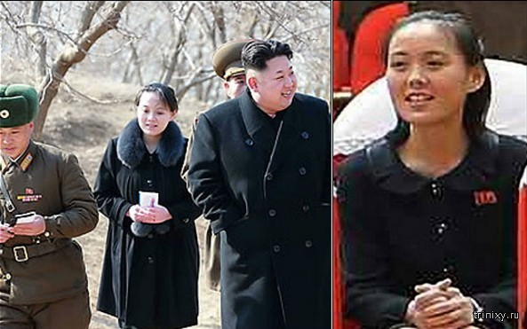 СМИ опровергли сообщения о замужестве младшей сестры Ким Чен Ына
