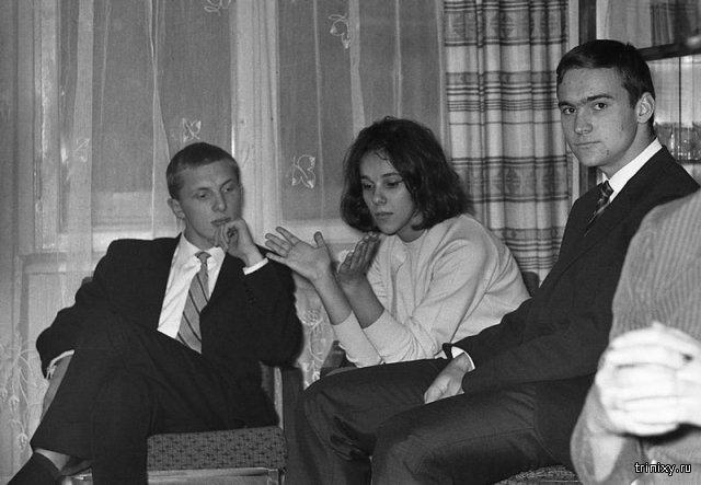 Студенческая вечеринка 1967 года