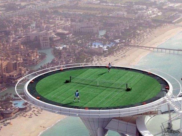 Сумасшедшие фотографии из Дубая