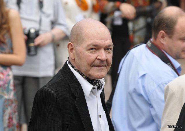Умер народный артист России Алексей Жаров