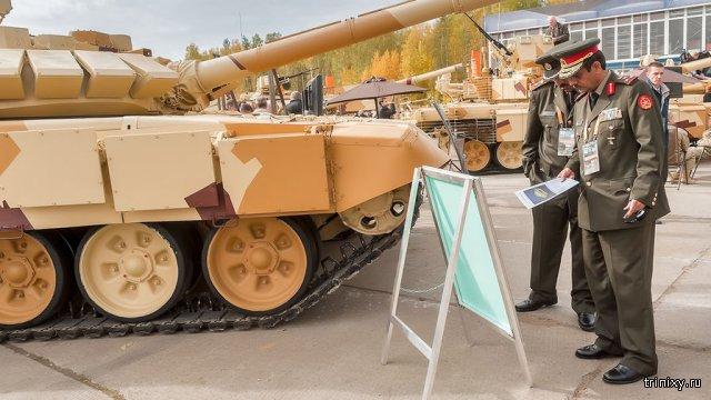 6 самых необычных военных поставок