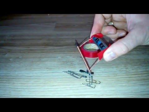 Как своими руками сделать электромагнит 5