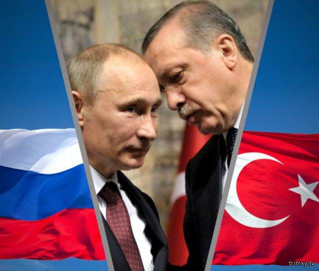Россия отменит запрет на посещение туристами Турции