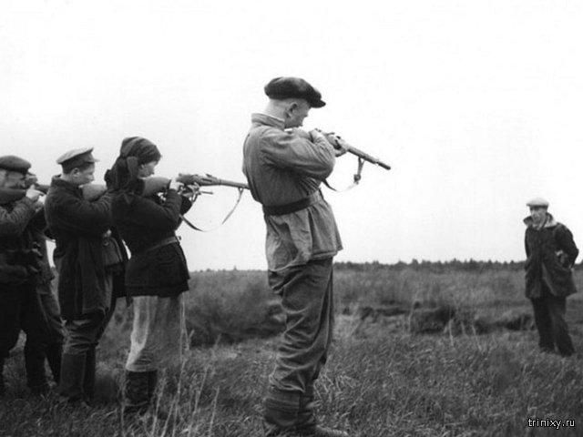 Как правильно расстреливать?