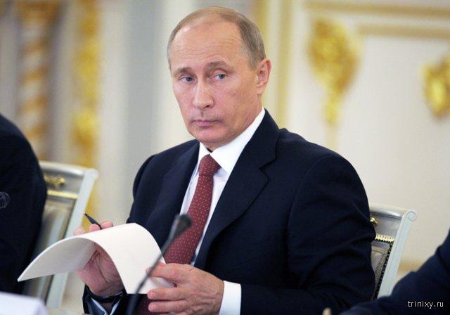 Владимир Путин подписал законопроект Ирины Яровой и Виктора Озерова