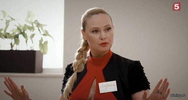Елена Хлибко сыграла с Гошей Куценко в сериале «Последний мент»