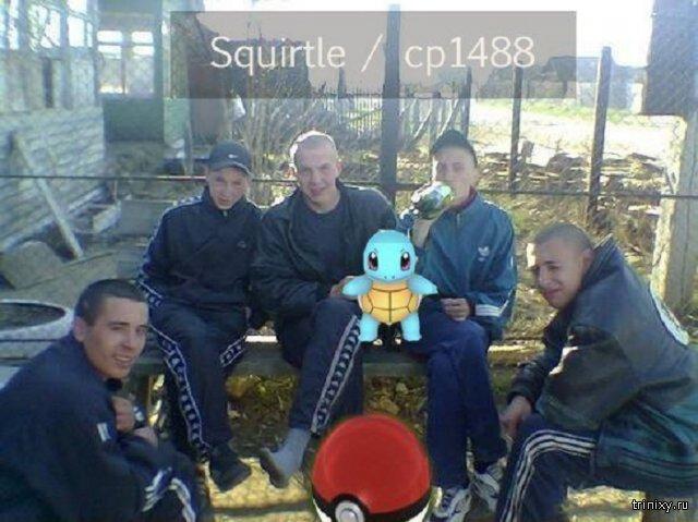 ���������� ���� Pokemon Go ����� ������� ����������
