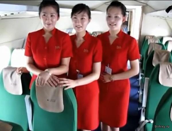 Борт самолета авиакомпании \