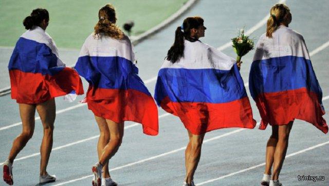 Российские легкоатлеты не поедут на Олимпиаду в Рио-де-Жанейро