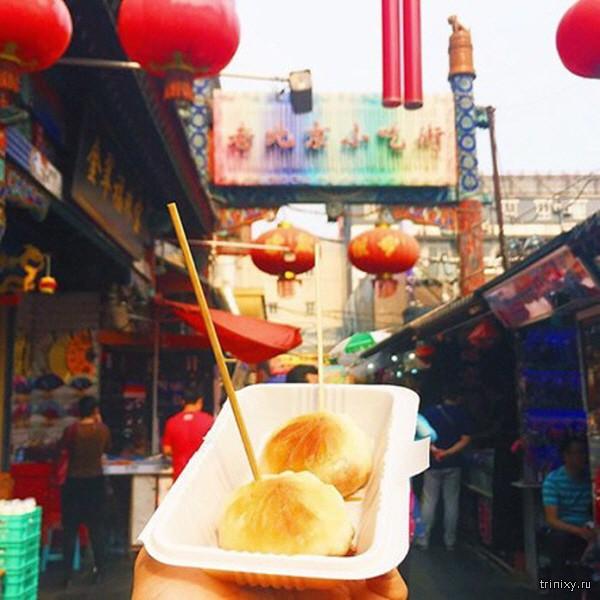 23 примеров самой вкусной уличной еды в мире